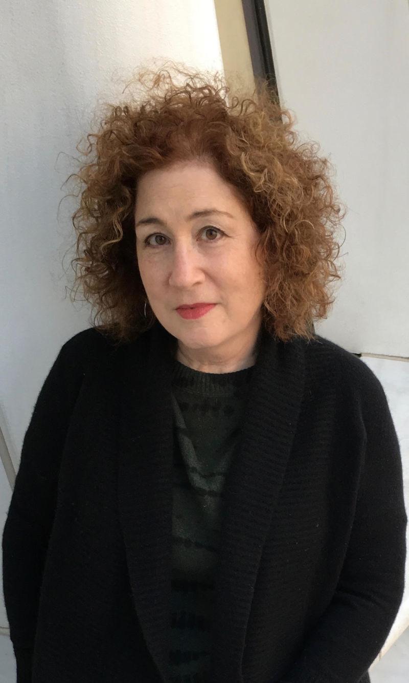 Carol Kino. Photograph by Lisa Blas.