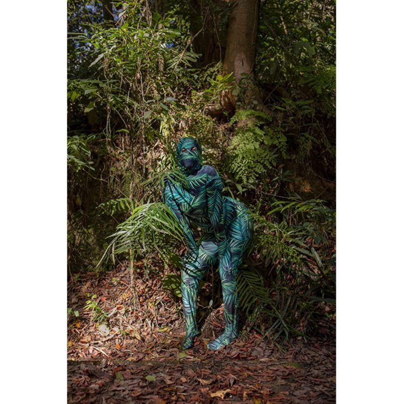 Joiri Minaya, Container #5, 2020, Archival pigment print, 40 x 60 in