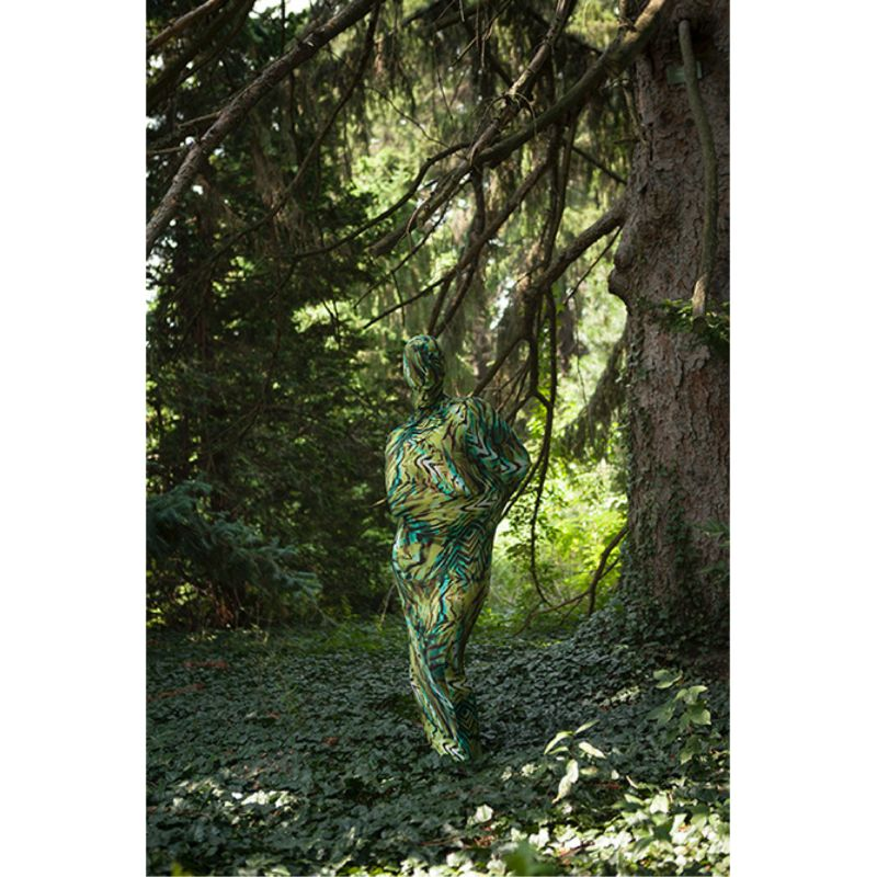 Joiri Minaya, Container #2, 2016, Archival pigment print, 40 x 60 in